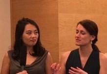 Janina Hollich, Mezzosopran und Yangfan Xu, Klavier im Gespräch mit der Liedwelt